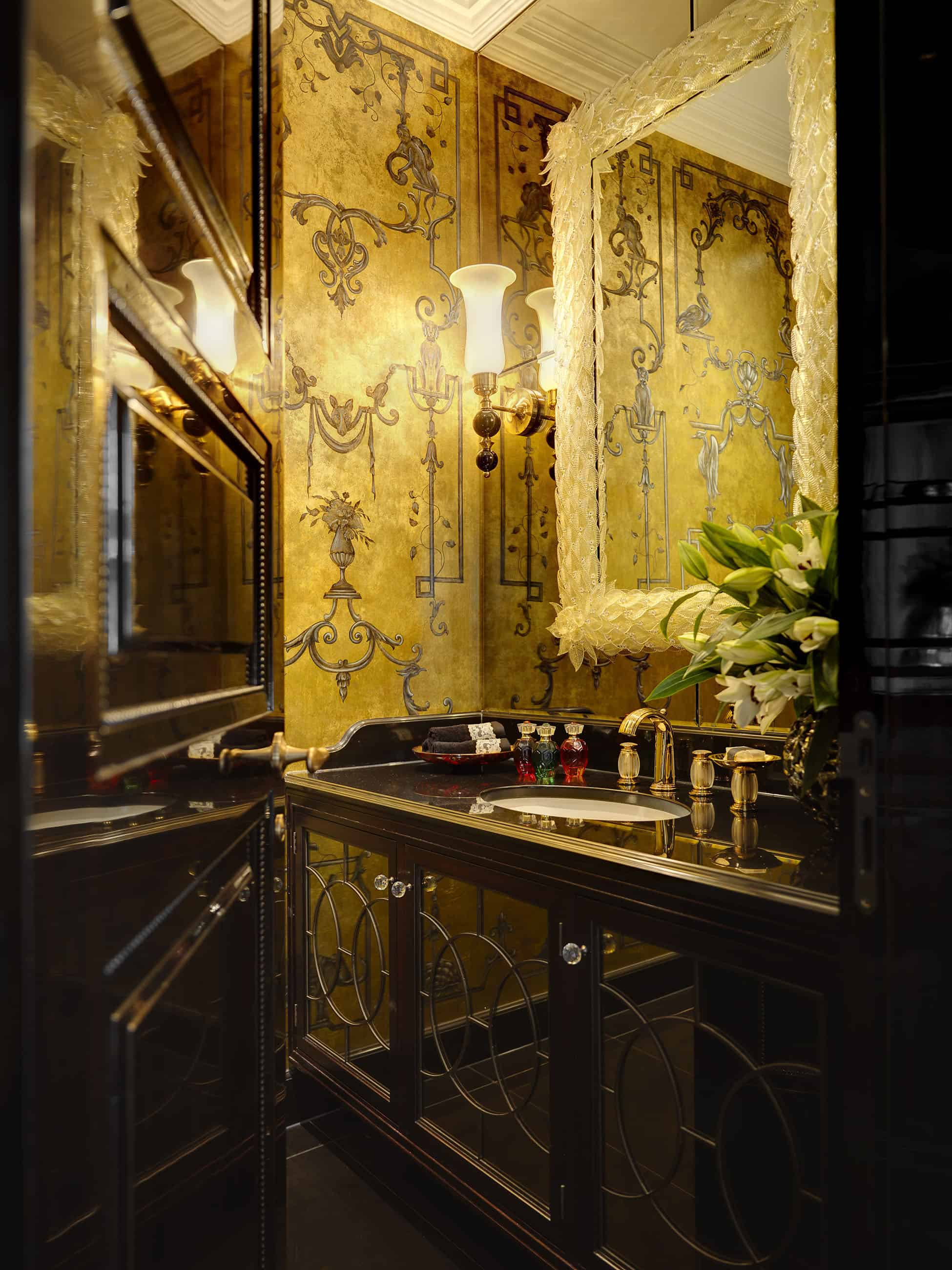 Park Lane Powder Room